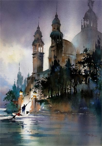 Getting Late by Thomas Schaller