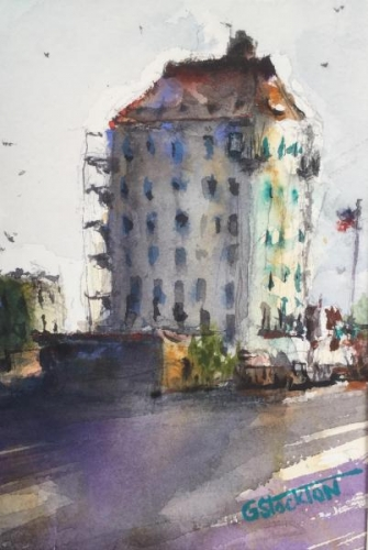 San Diego Watercolor Society Sdws
